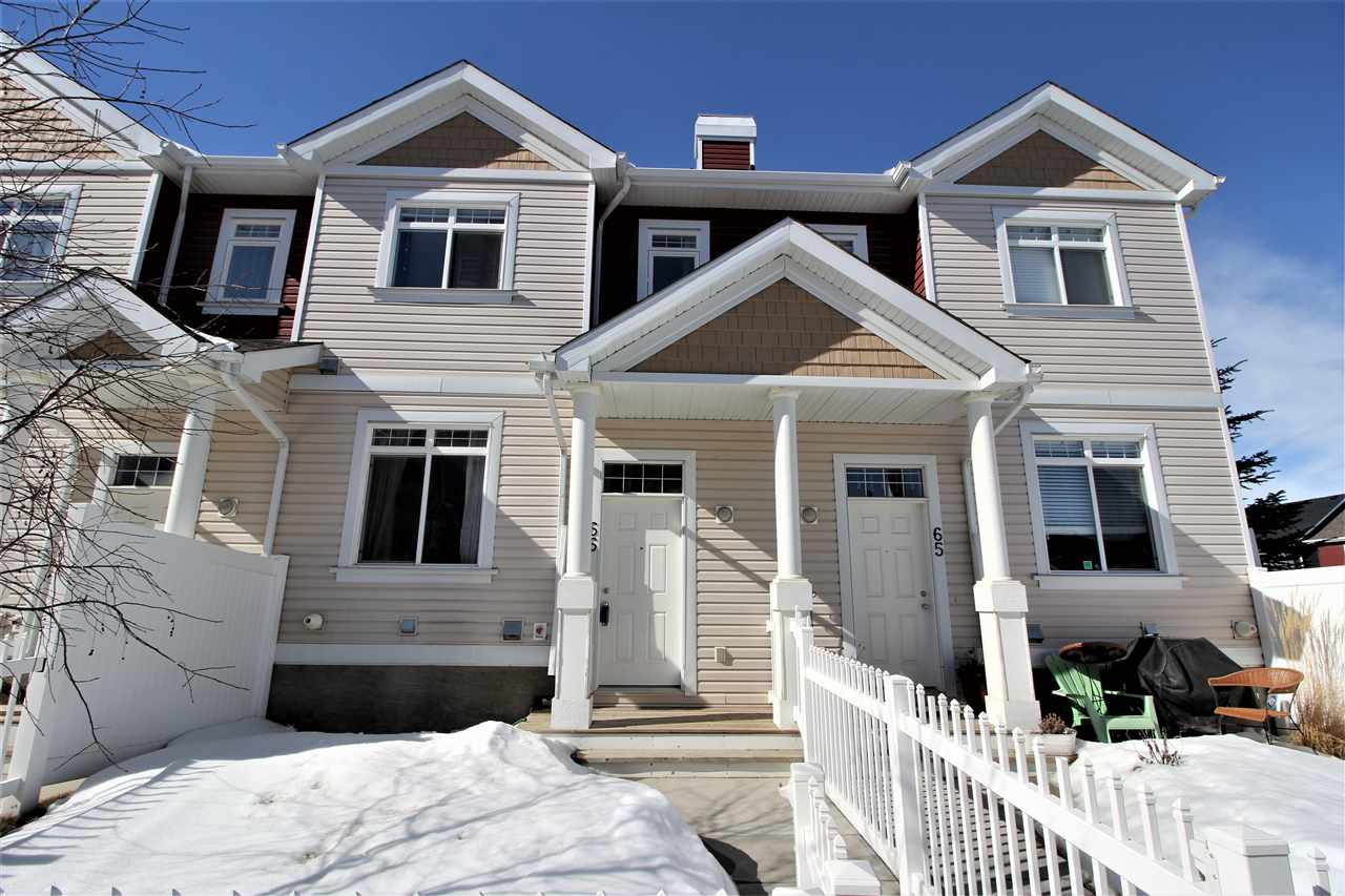 MLS® listing #E4147986 for sale located at 66 1804 70 Street