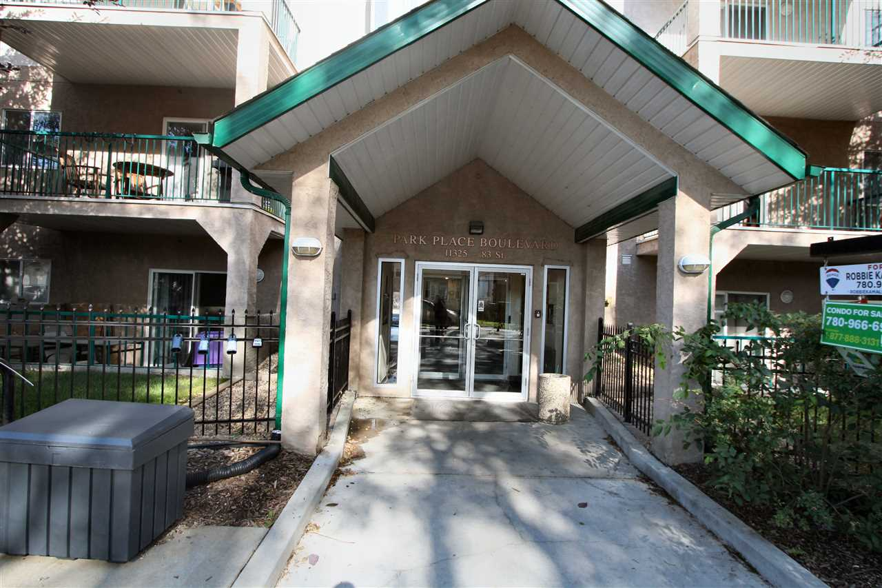 MLS® listing #E4147987 for sale located at 510 11325 83 Street