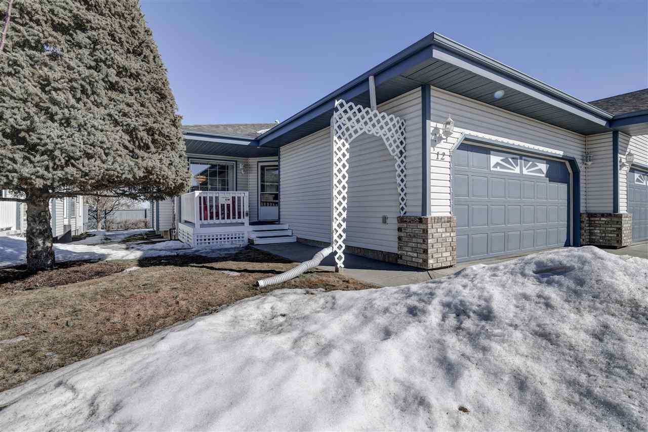 MLS® listing #E4148006 for sale located at 12 17418 98A Avenue