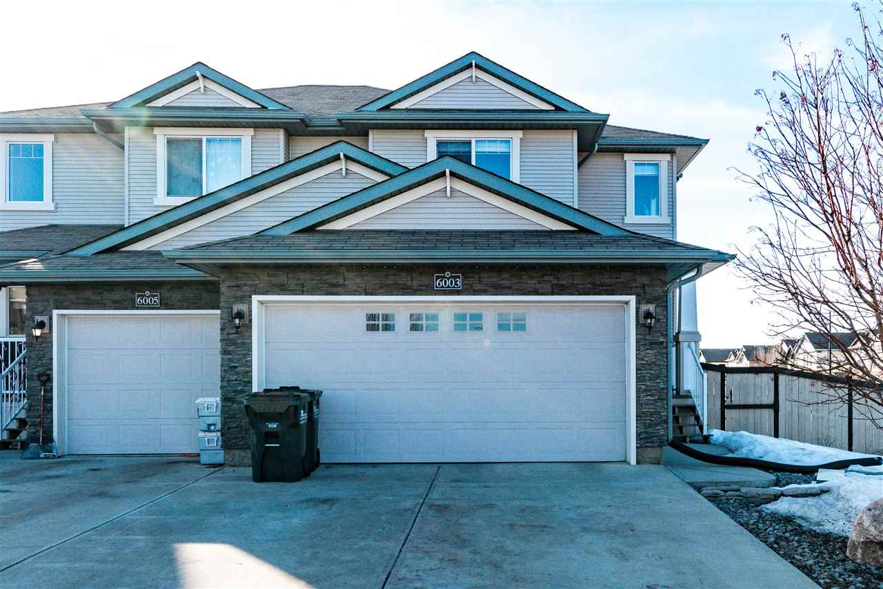 MLS® listing #E4148019 for sale located at 6003 Sunbrook Landing