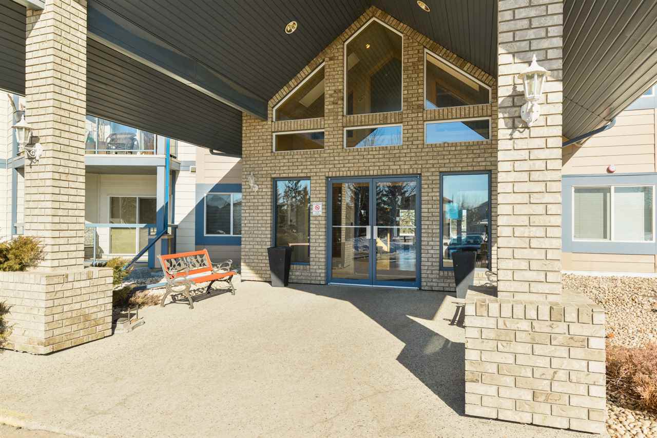 MLS® listing #E4148071 for sale located at 201 100 FOXHAVEN Drive