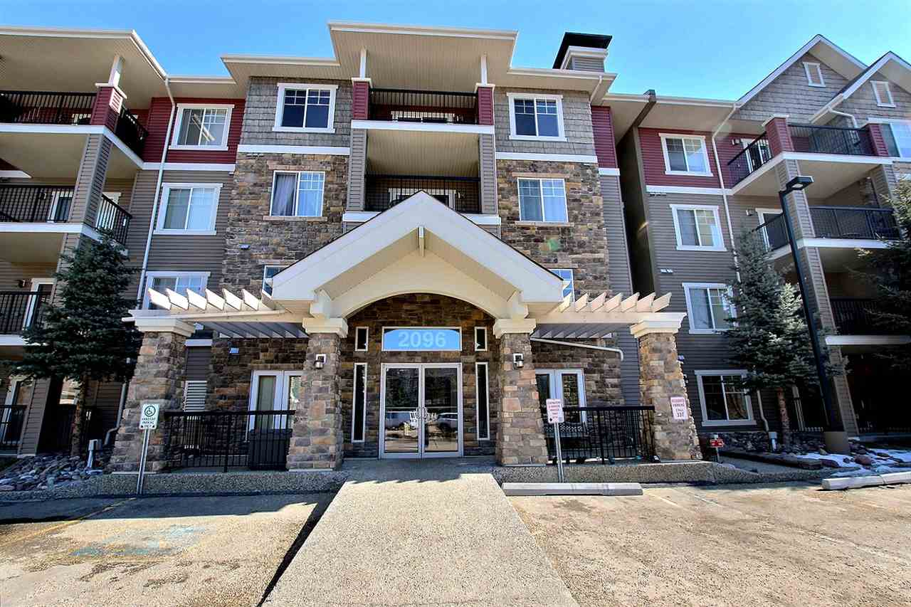MLS® listing #E4148072 for sale located at 447 2096 BLACKMUD CREEK Drive