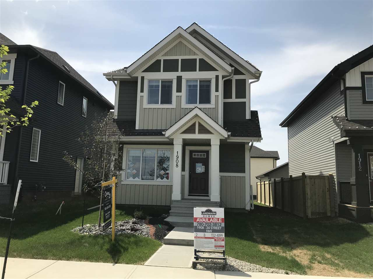 MLS® listing #E4148083 for sale located at 1908 24 Street