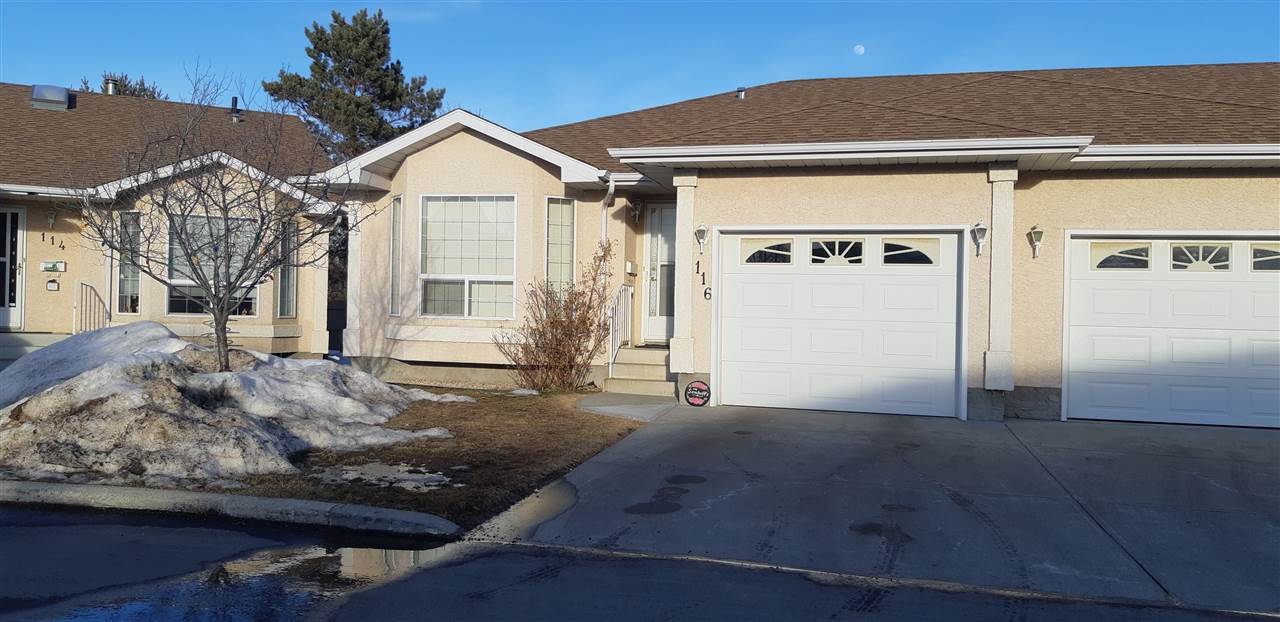 MLS® listing #E4148093 for sale located at 116 13320 124 Street