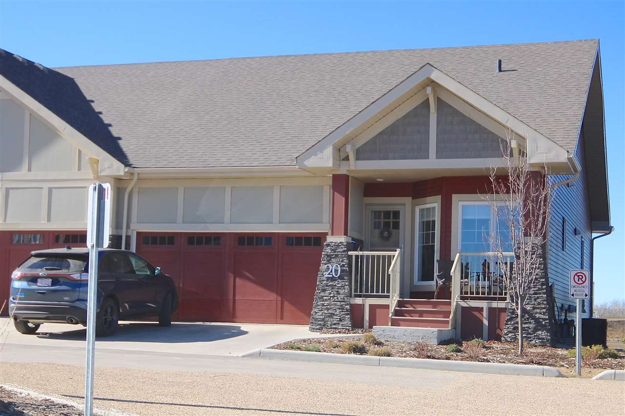 MLS® listing #E4148094 for sale located at #20 8132 217 Street