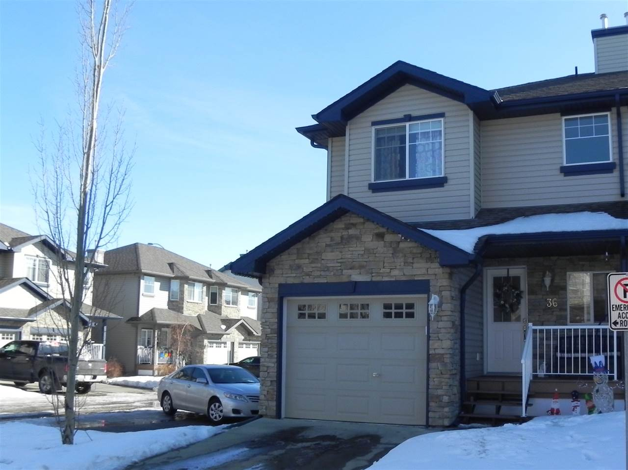 MLS® listing #E4148100 for sale located at 36 6304 SANDIN Way