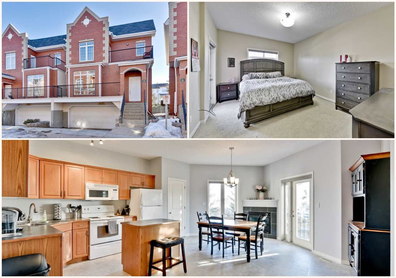 MLS® listing #E4148103 for sale located at 19 8403 164 Avenue