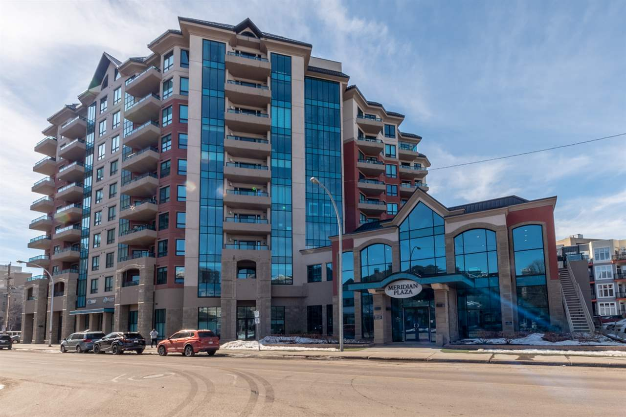 MLS® listing #E4148105 for sale located at 908 10142 111 Street