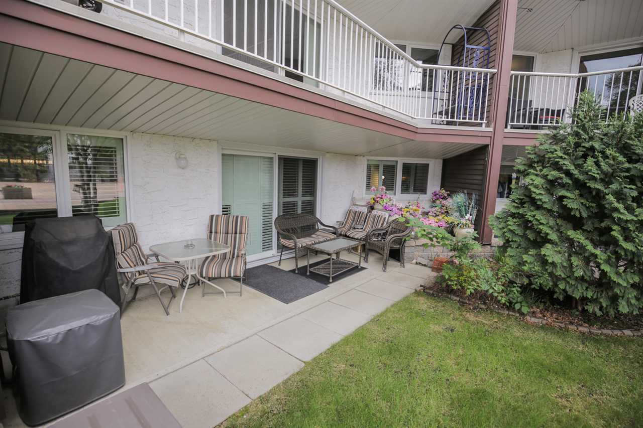MLS® listing #E4148121 for sale located at 106 14810 51 Avenue