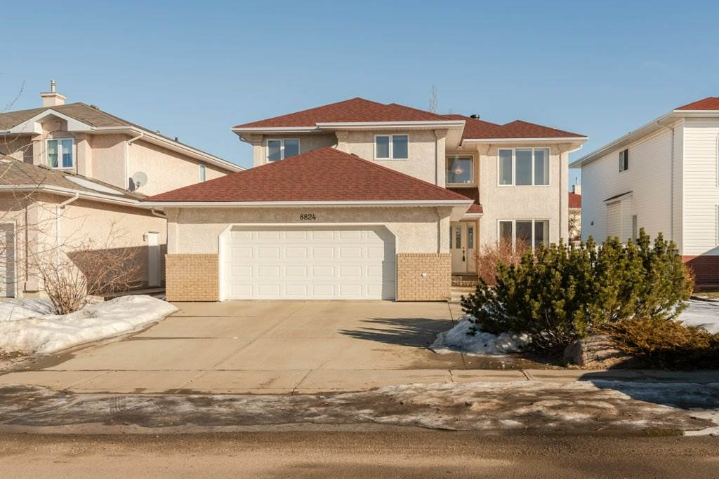 MLS® listing #E4148136 for sale located at 8824 160 Avenue