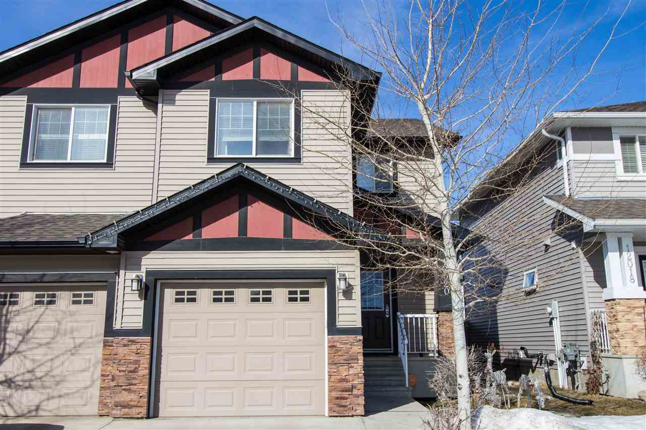 MLS® listing #E4148138 for sale located at 12020 167B Avenue