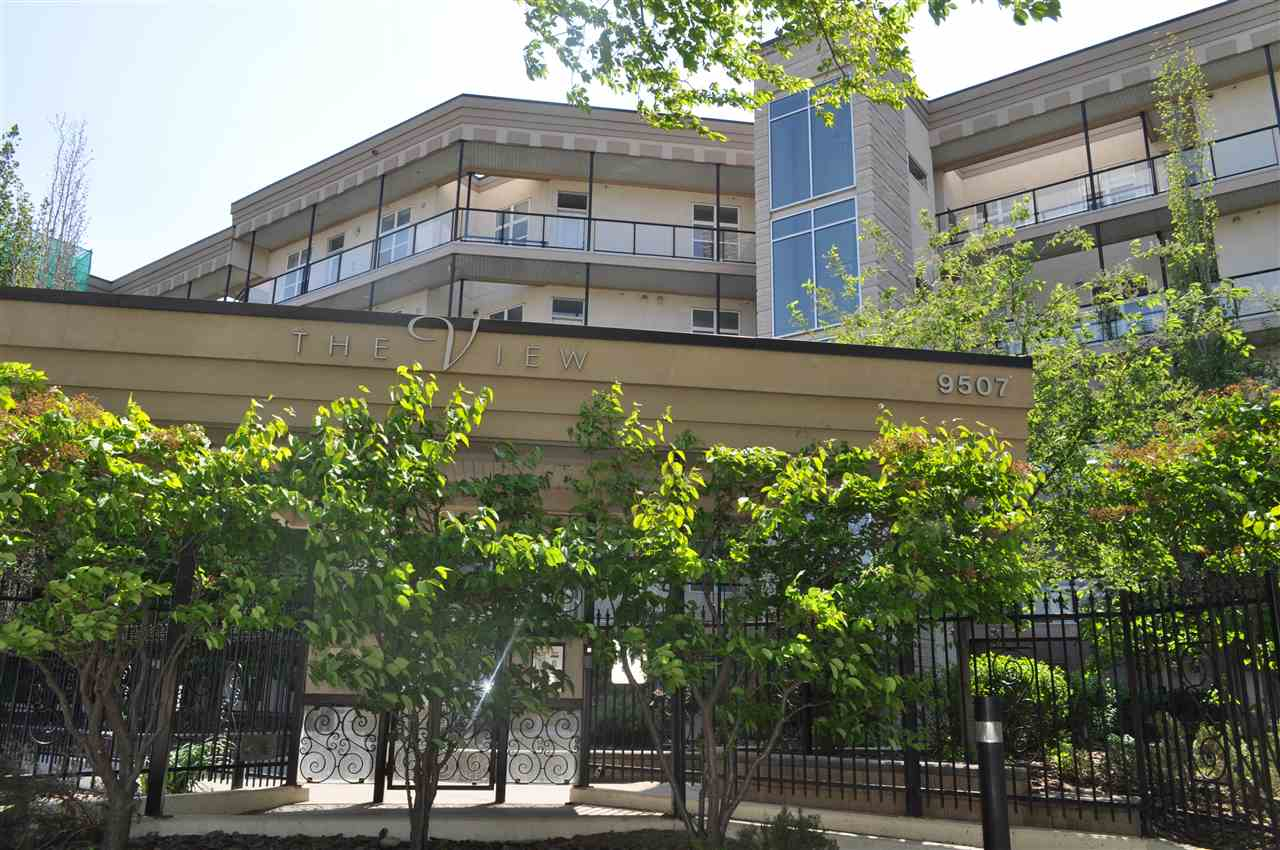 MLS® listing #E4148164 for sale located at 115 9507 101 Avenue