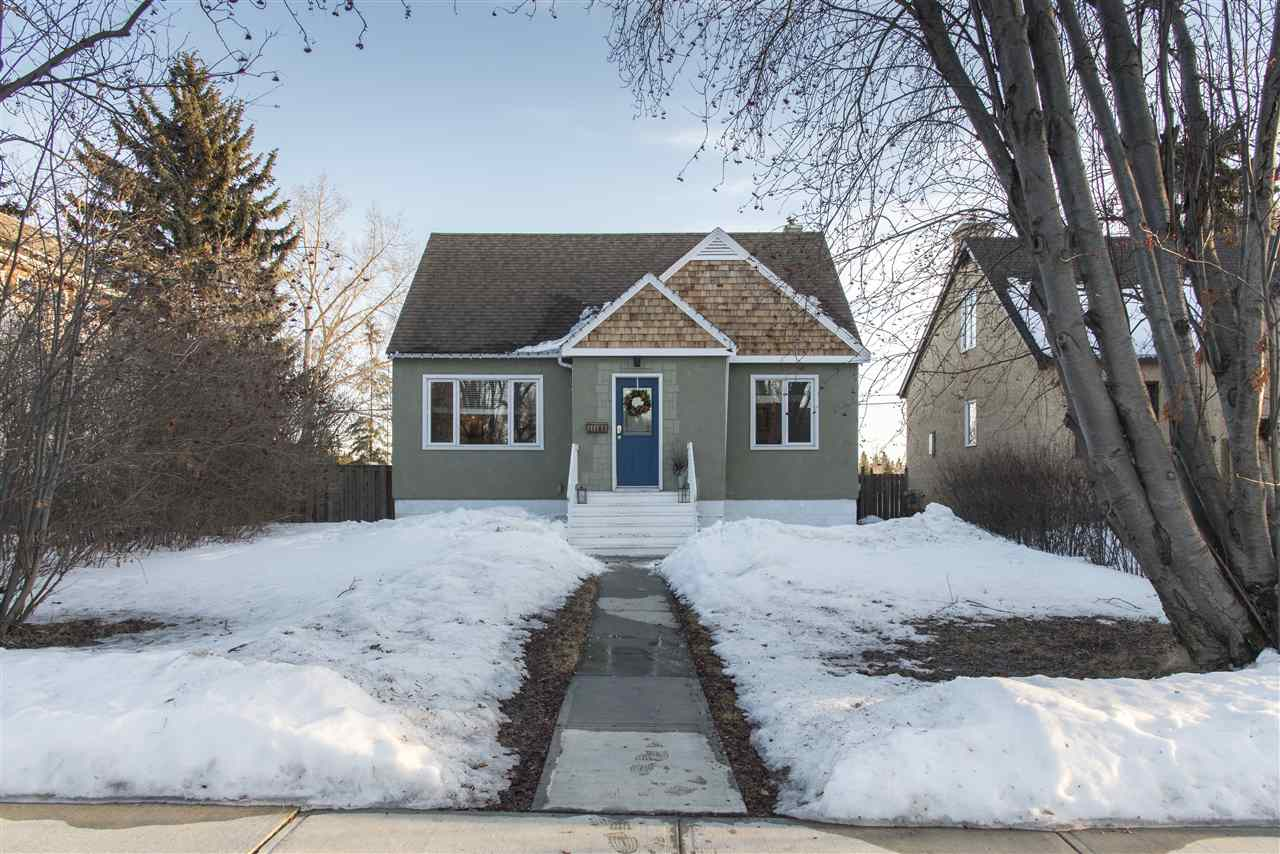 MLS® listing #E4148166 for sale located at 11103 62 Avenue