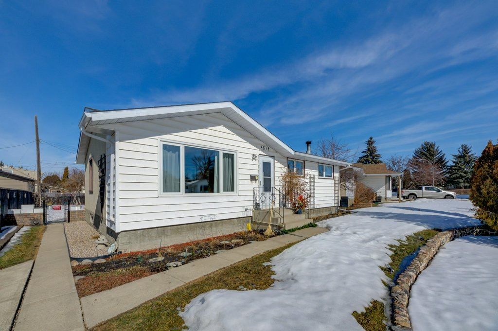 MLS® listing #E4148168 for sale located at 8814 161 Street
