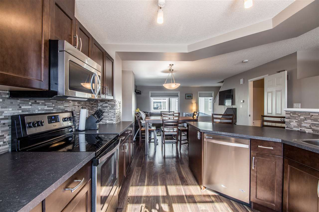 MLS® listing #E4148170 for sale located at 60 7503 GETTY Gate