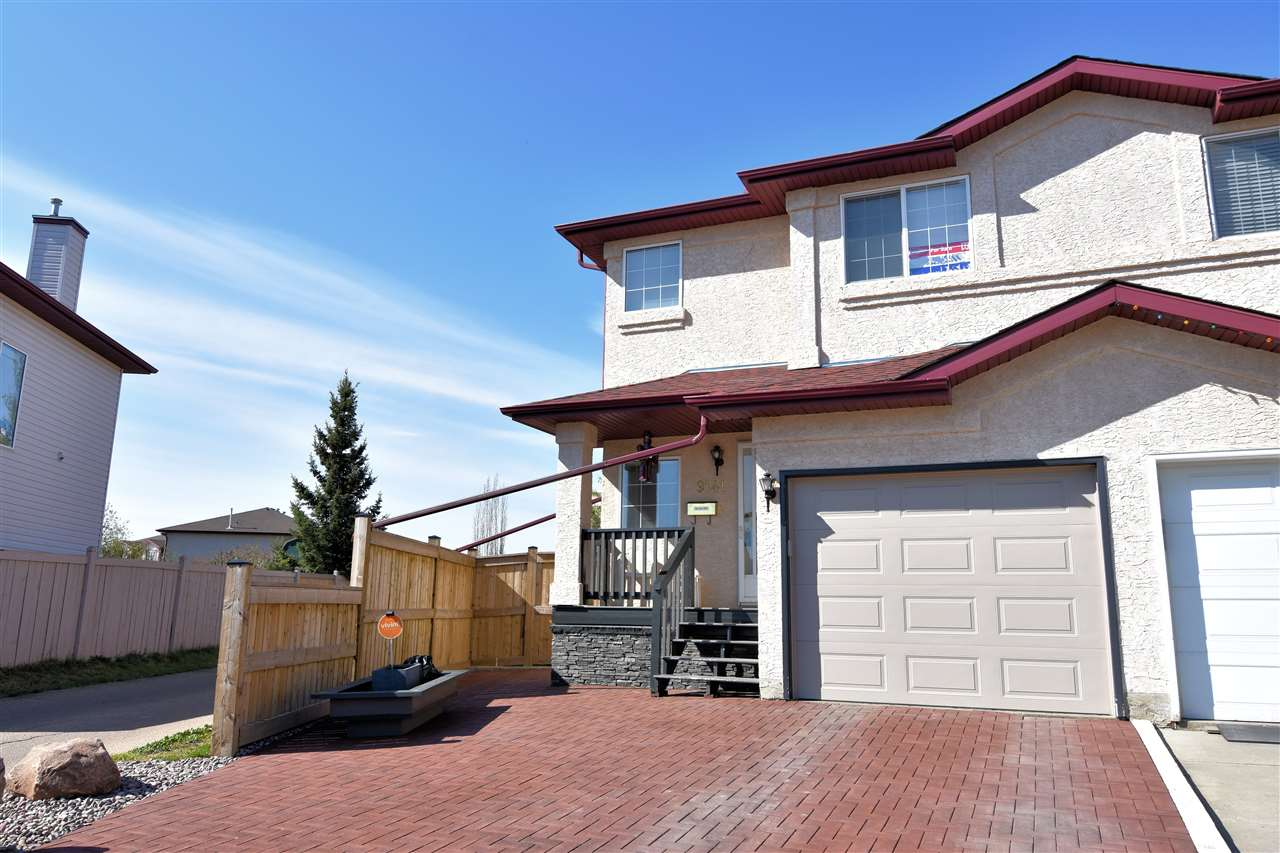 MLS® listing #E4148187 for sale located at 9141 166 Avenue