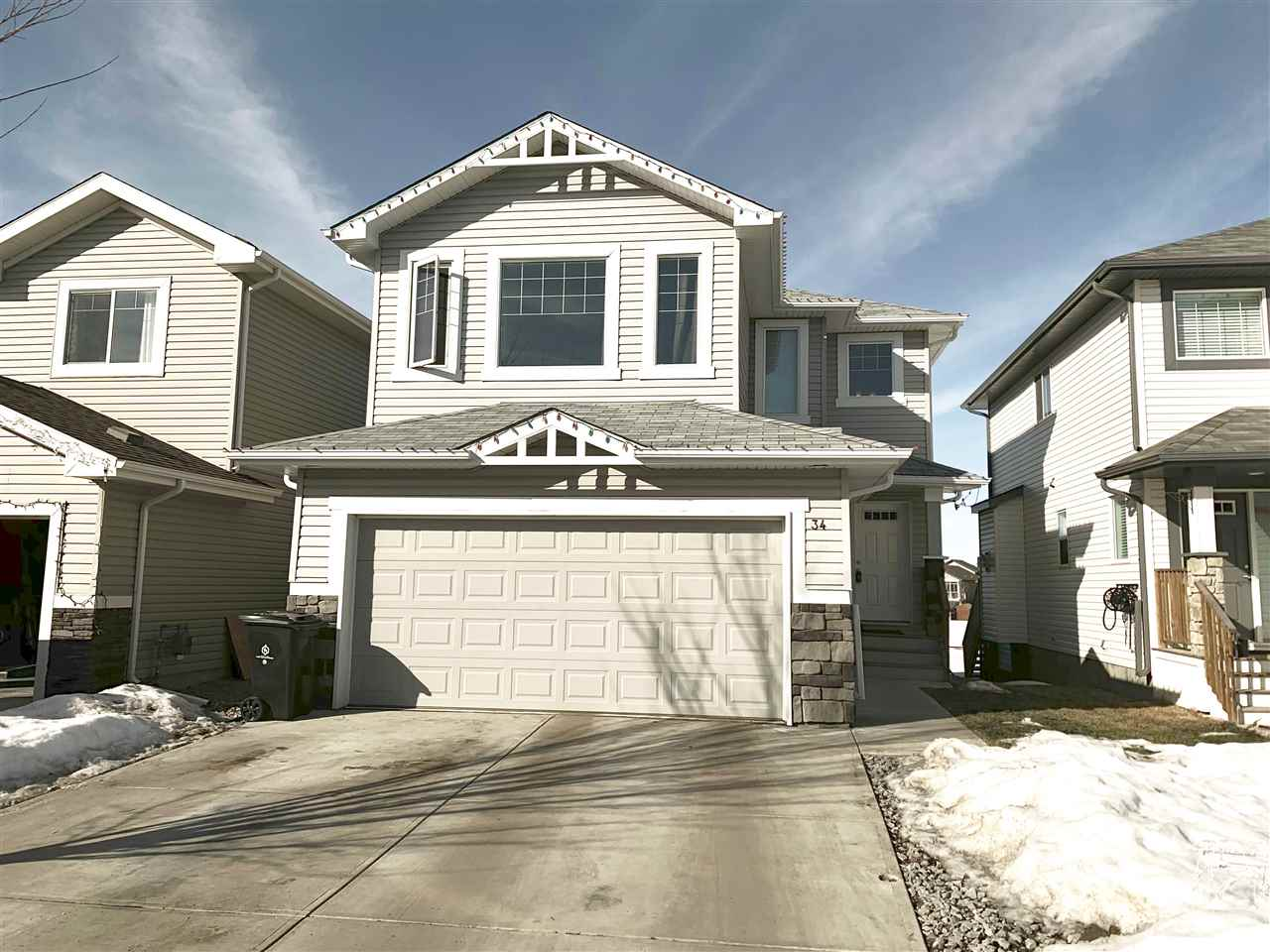 MLS® listing #E4148192 for sale located at 34 RADCLIFFE Wynd