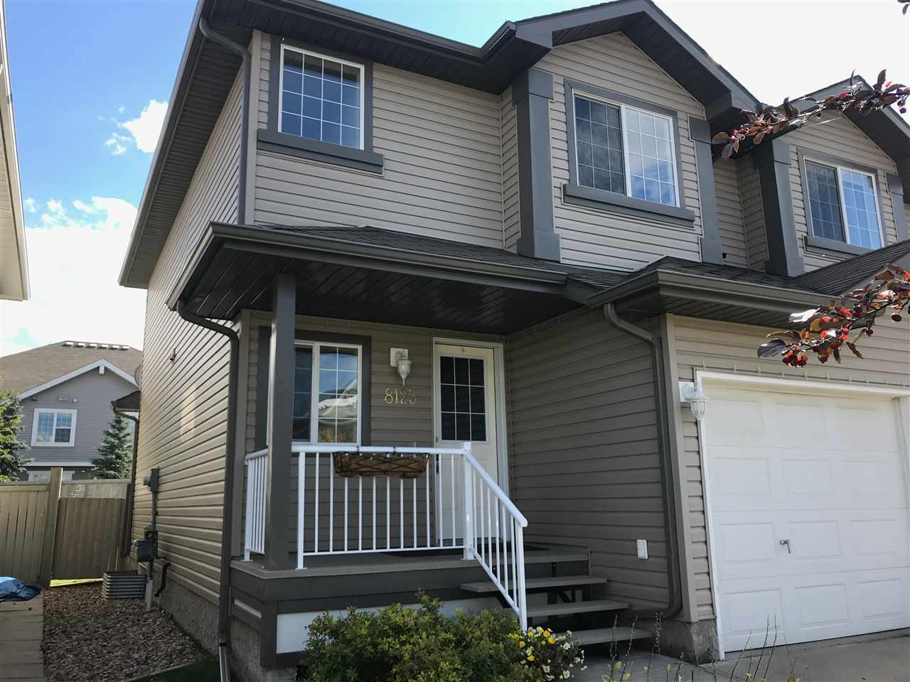 MLS® listing #E4148194 for sale located at 8123 7 Avenue