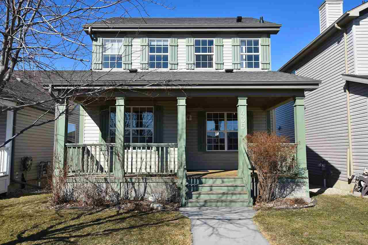 MLS® listing #E4148195 for sale located at 435 SUMMERTON Crescent