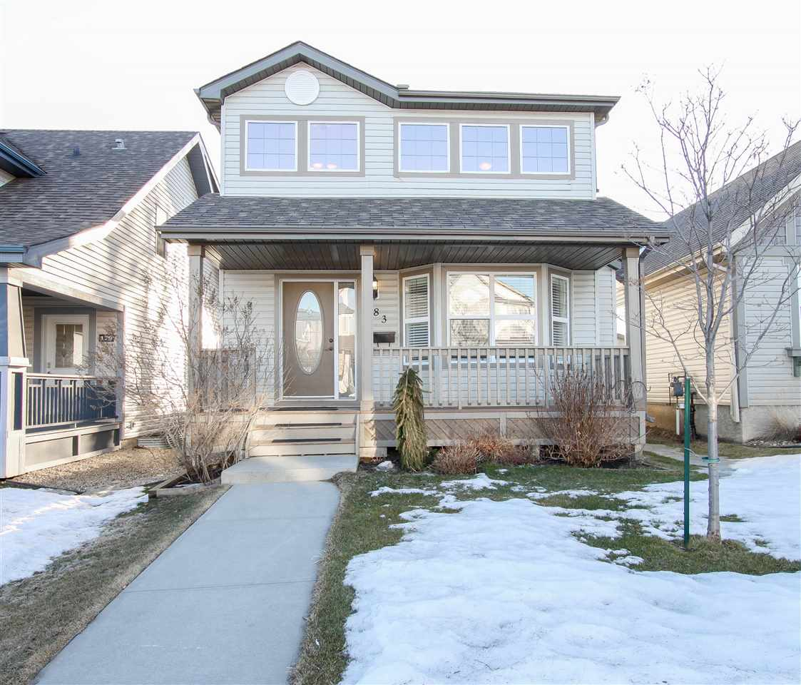 MLS® listing #E4148197 for sale located at 183 SUMMERTON Crescent