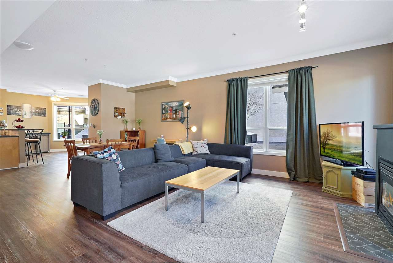 MLS® listing #E4148216 for sale located at 101 10711 83 Avenue