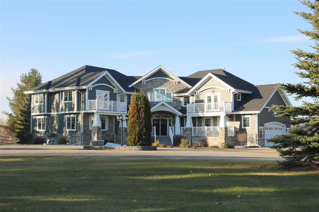 MLS® listing #E4148229 for sale located at 191 52552 RGE RD 224