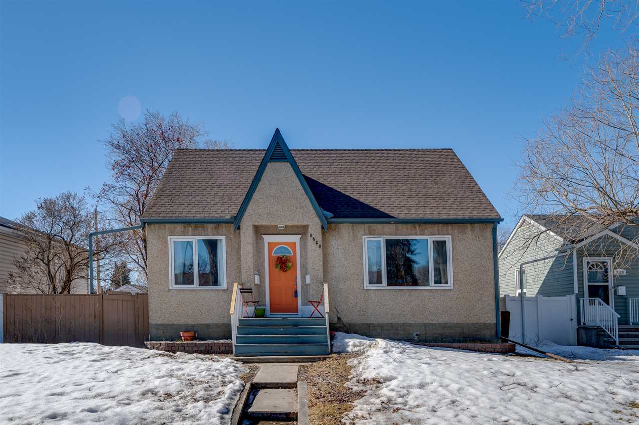 MLS® listing #E4148278 for sale located at 8620 79 Street