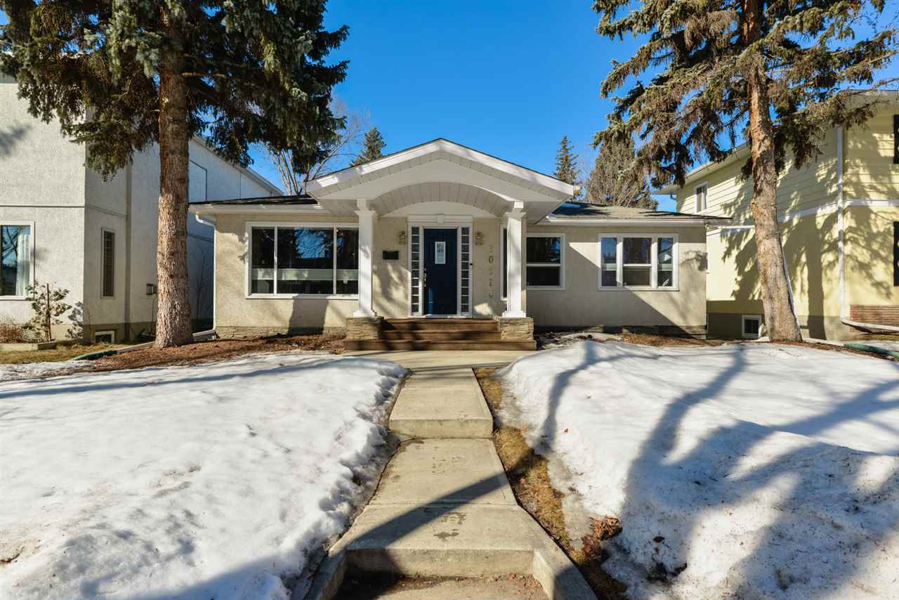 MLS® listing #E4148288 for sale located at 10514 134 Street
