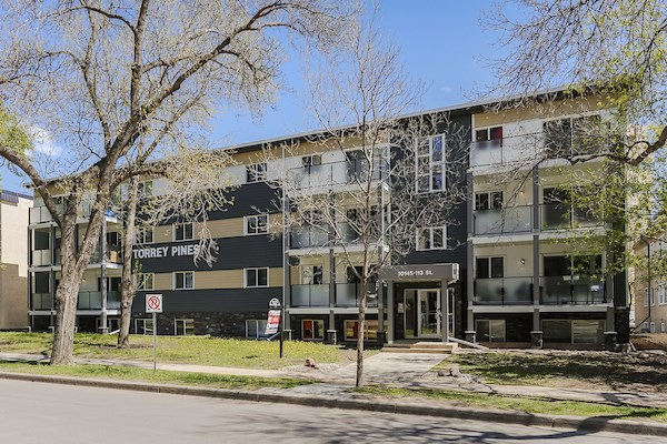 MLS® listing #E4148310 for sale located at 305 10145 113 Street