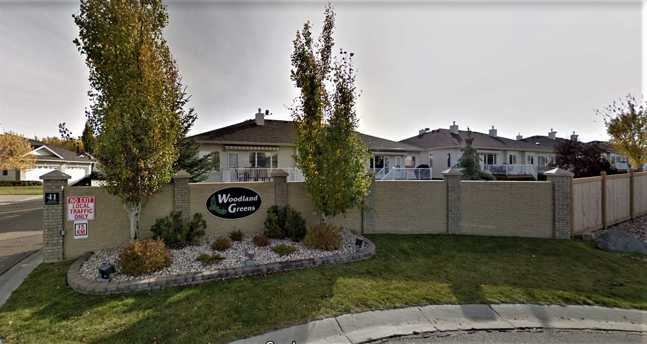 MLS® listing #E4148314 for sale located at 109 41 WOODS Crescent