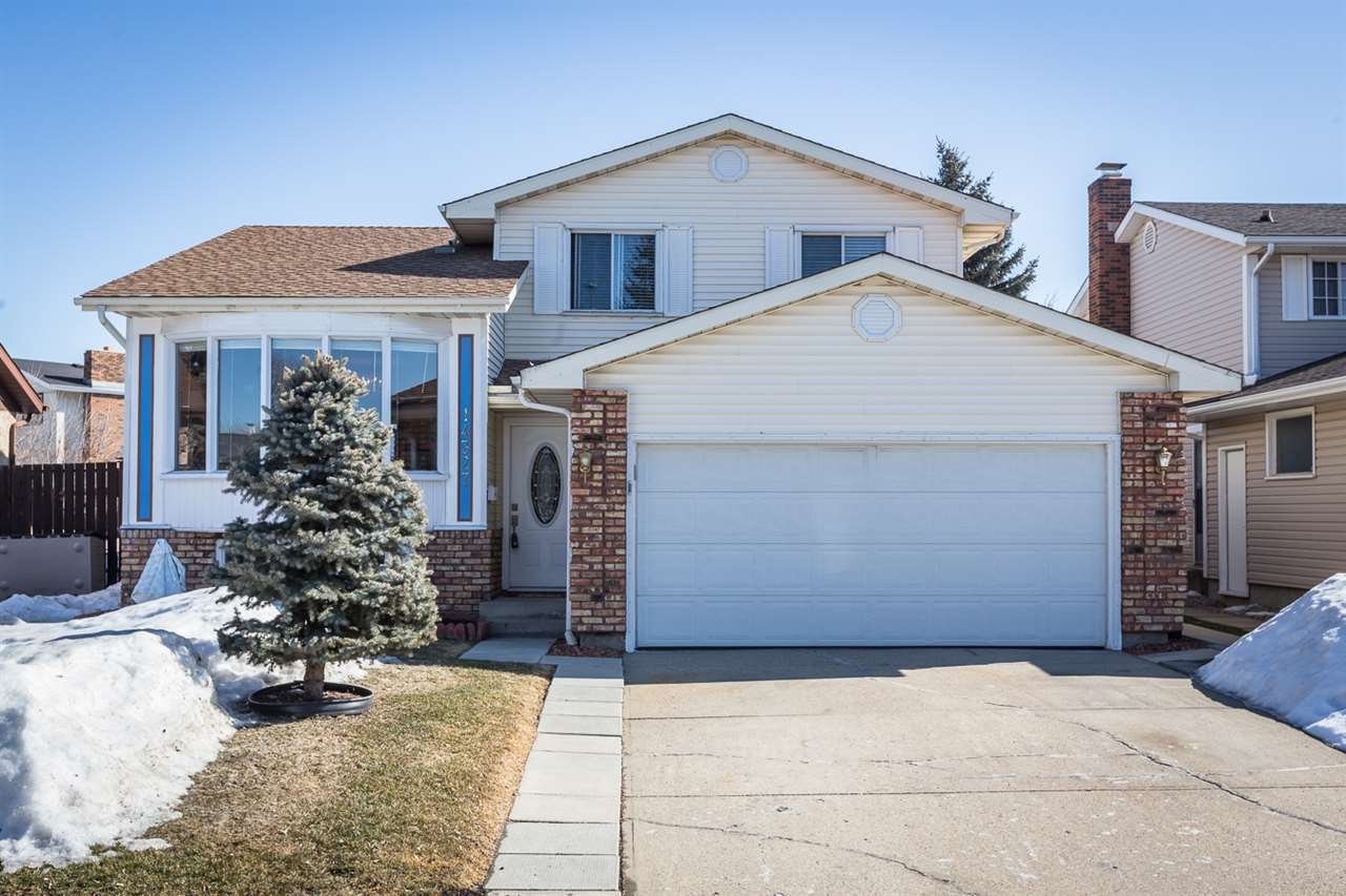 MLS® listing #E4148362 for sale located at 14327 123 Street