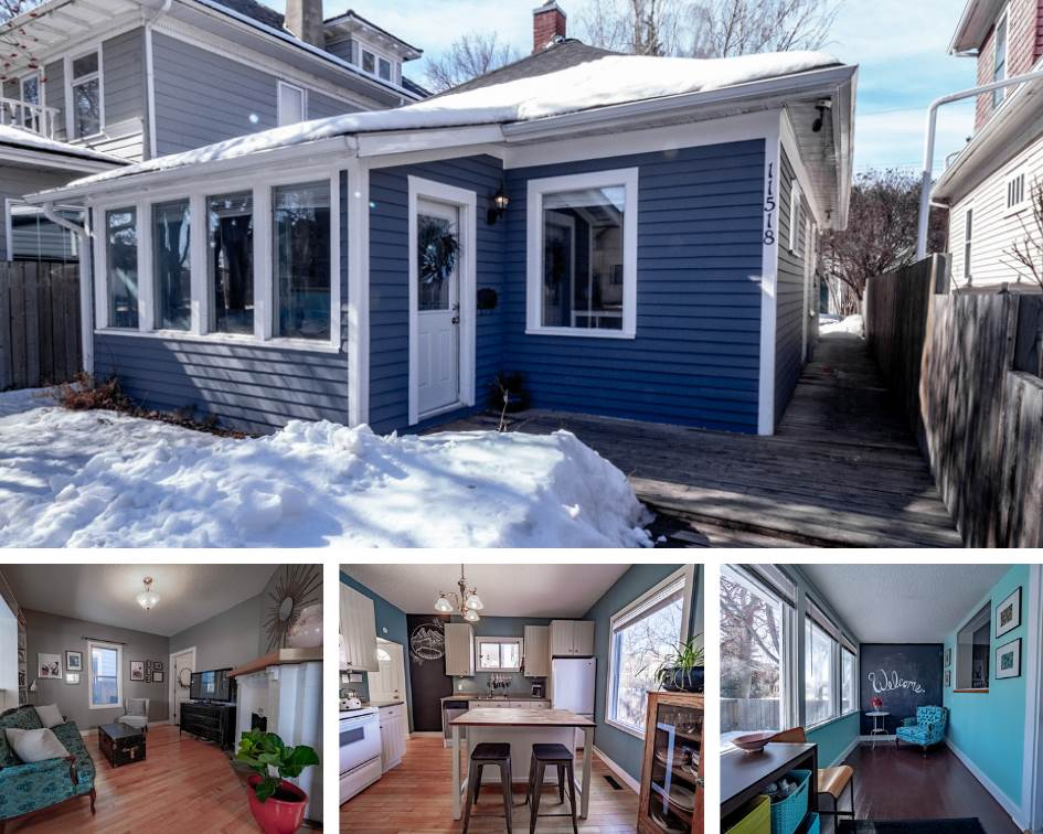 MLS® listing #E4148389 for sale located at 11518 95A Street
