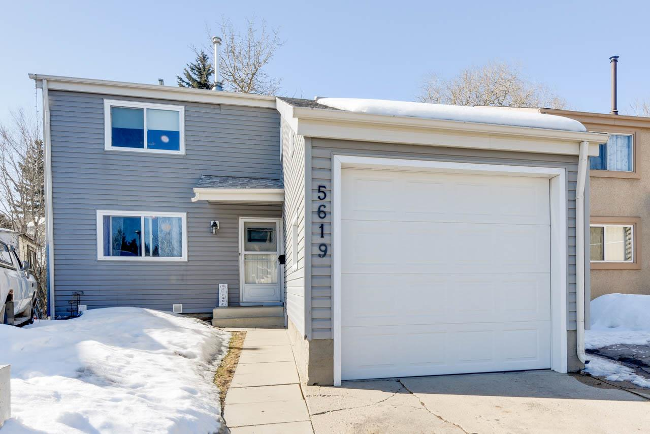 MLS® listing #E4148393 for sale located at 5619 92C Avenue