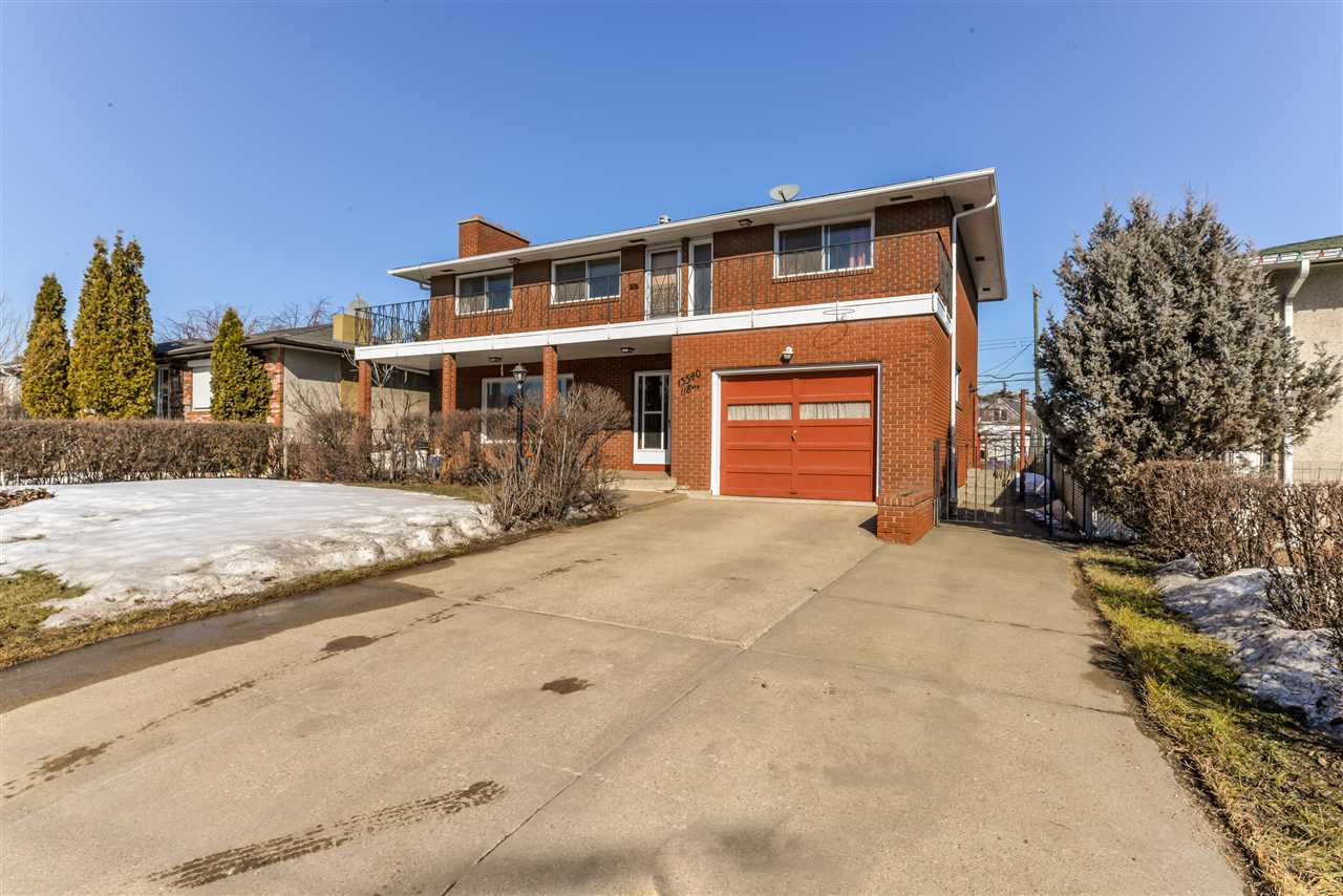 MLS® listing #E4148402 for sale located at 13540 118 Avenue