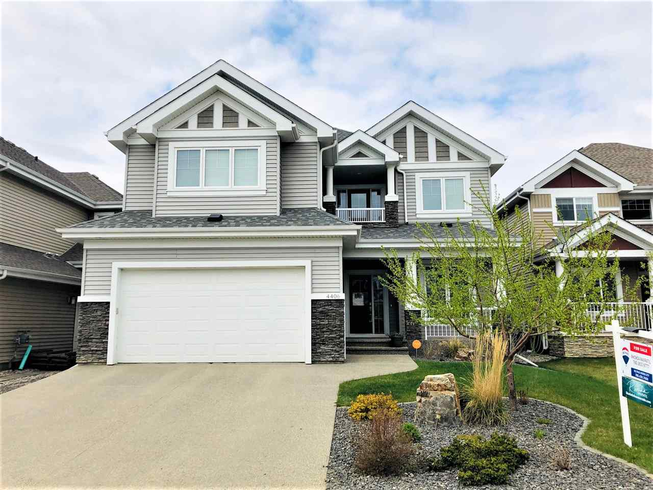 MLS® listing #E4148405 for sale located at 4406 SUZANNA Crescent
