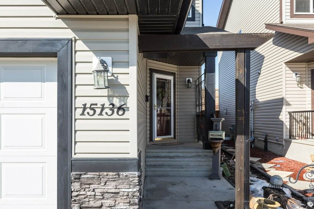 MLS® listing #E4148414 for sale located at 15136 33 Street