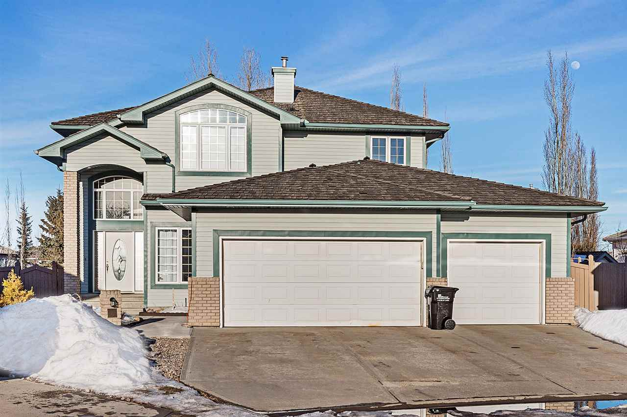 MLS® listing #E4148423 for sale located at 456 NORWAY Crescent