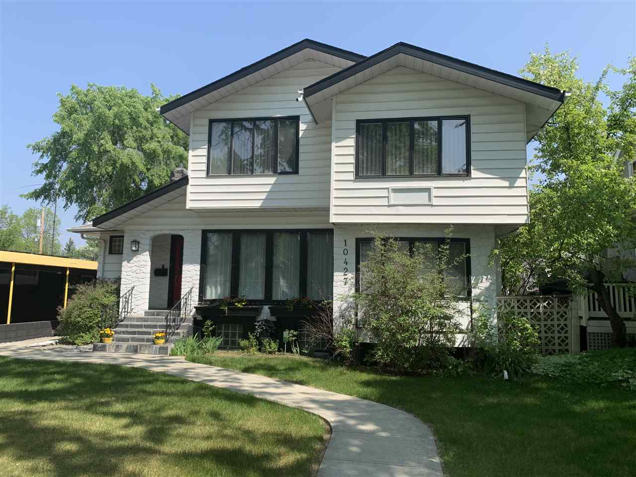MLS® listing #E4148426 for sale located at 10427 140 Street