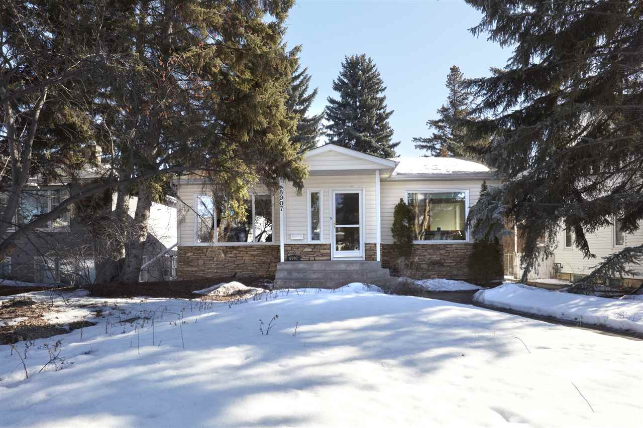 MLS® listing #E4148481 for sale located at 8907 117 Street