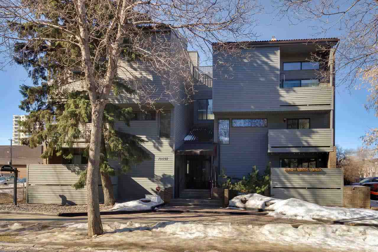 MLS® listing #E4148483 for sale located at 10 10032 113 Street