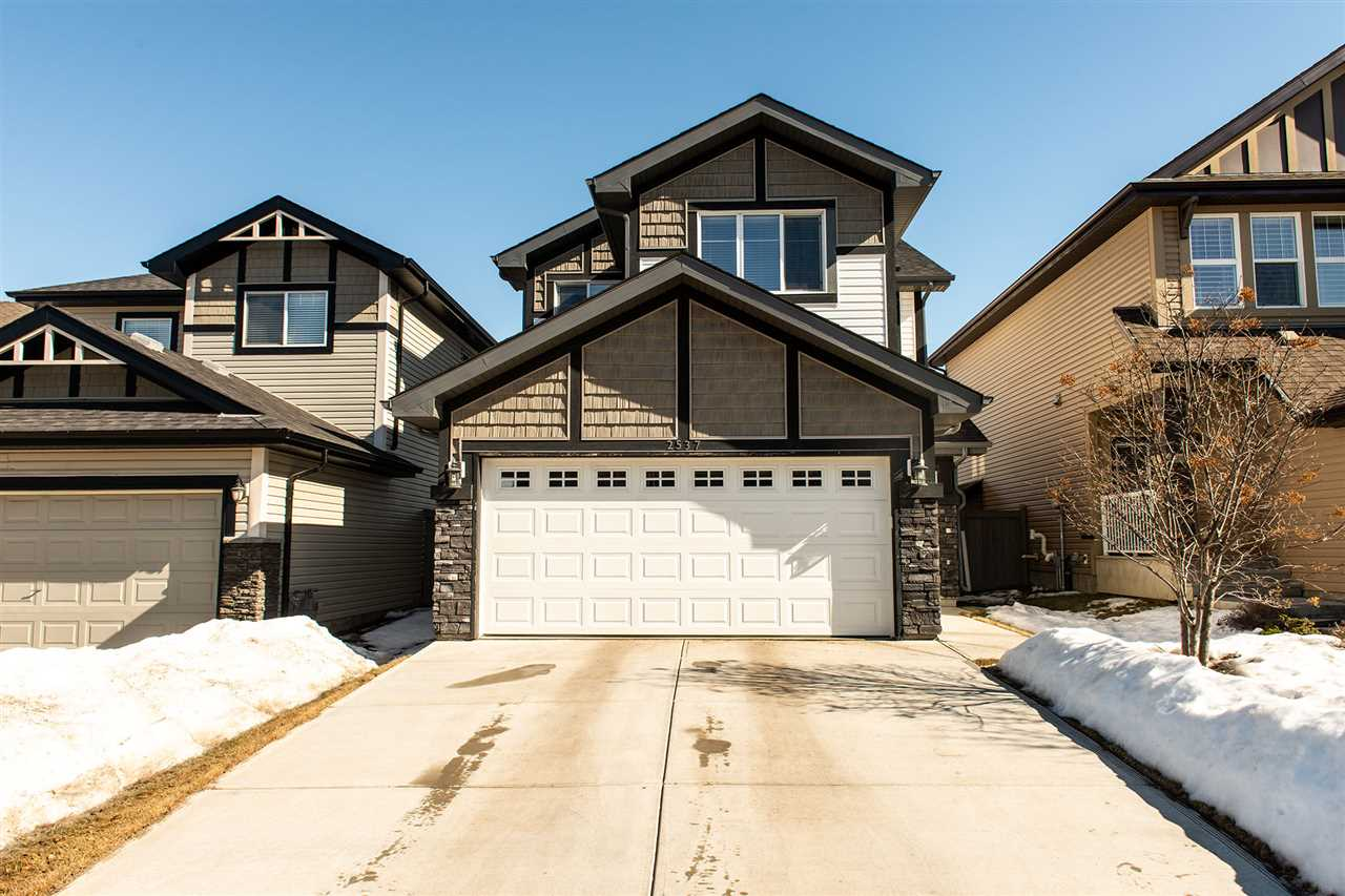 MLS® listing #E4148499 for sale located at 2537 COLE Crescent