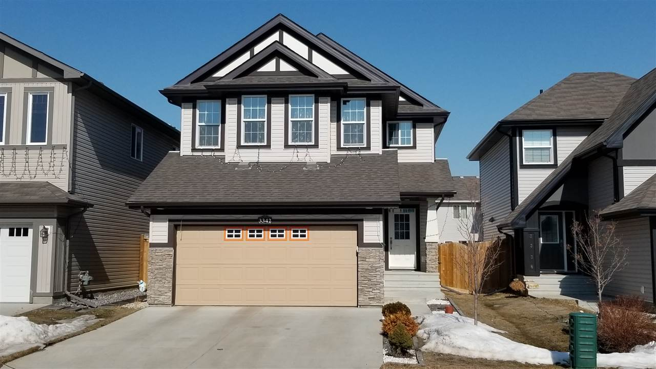 MLS® listing #E4148504 for sale located at 3342 18A Avenue