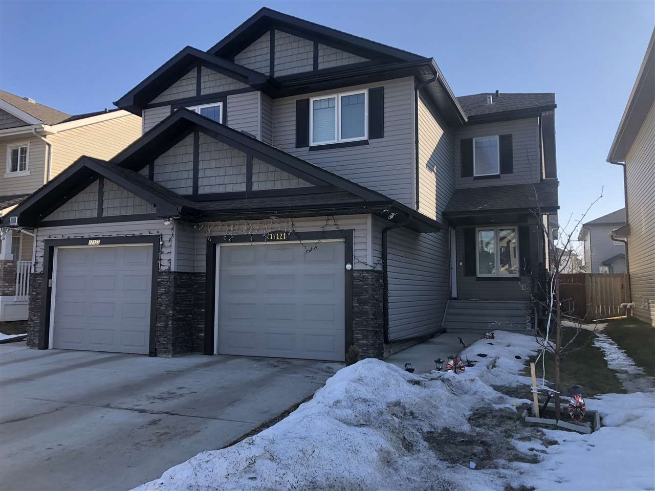 MLS® listing #E4148507 for sale located at 17121 126 Street