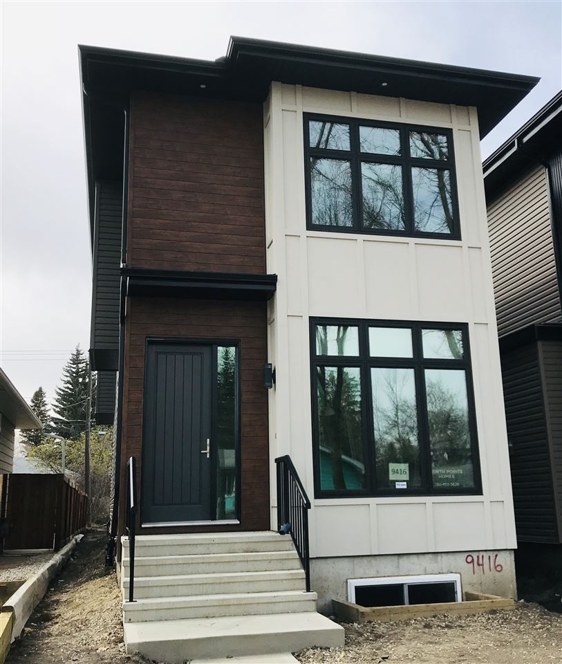 MLS® listing #E4148513 for sale located at 9416 148 Street