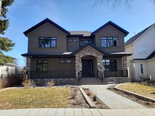 MLS® listing #E4148515 for sale located at 10821 128 Street