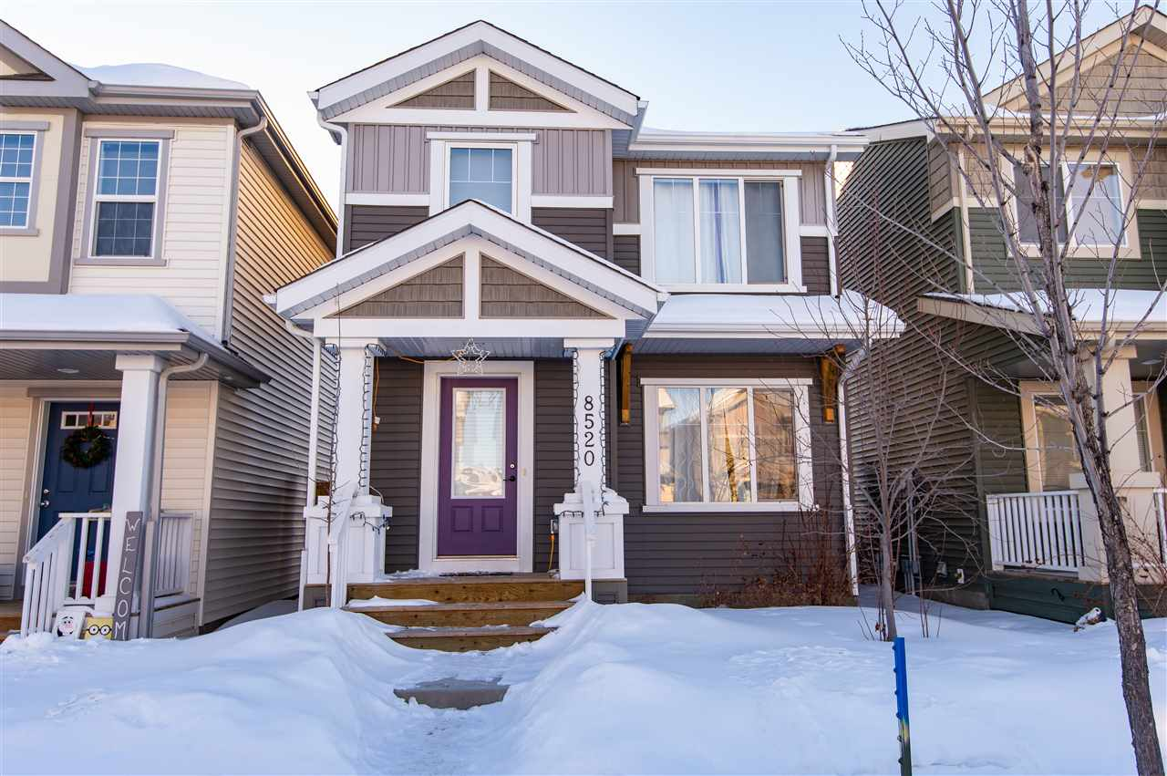MLS® listing #E4148527 for sale located at 8520 Ellis Link