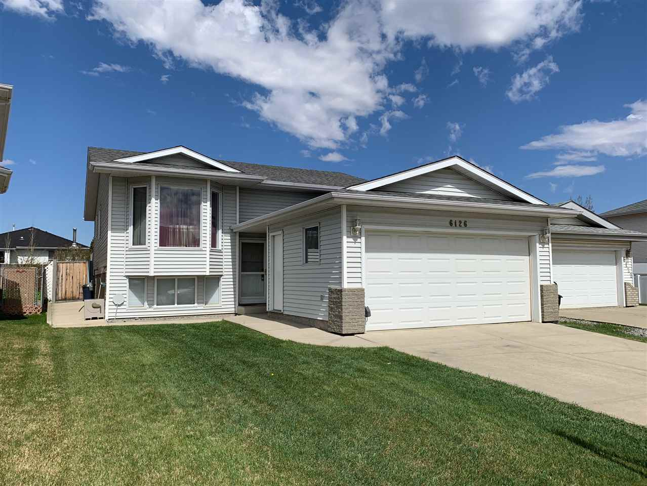 MLS® listing #E4148528 for sale located at 6126 157A Avenue