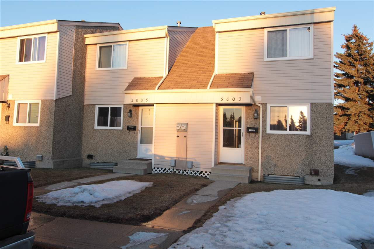 MLS® listing #E4148541 for sale located at 5803 Riverbend Road