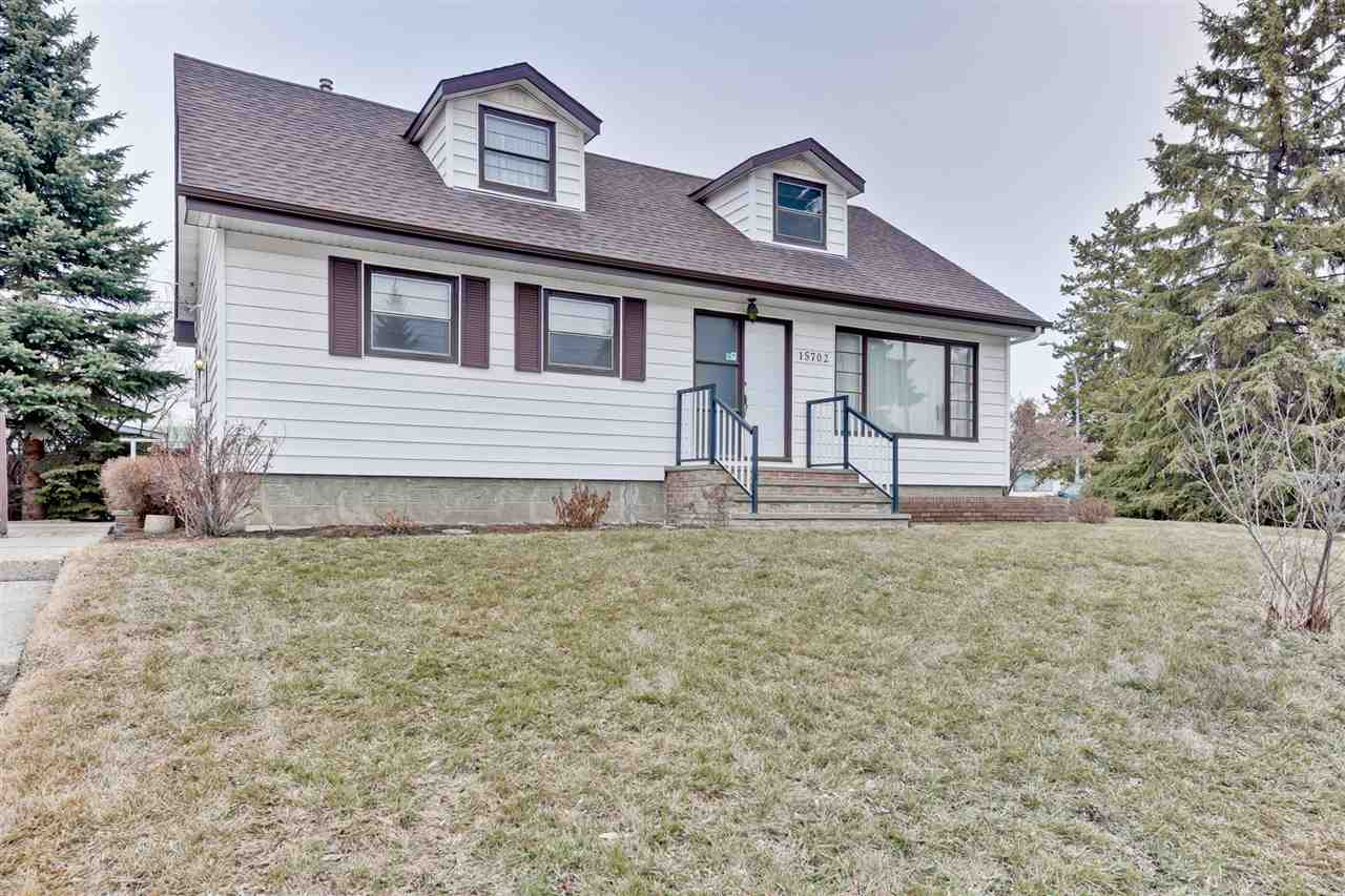 MLS® listing #E4148543 for sale located at 15702 86 Avenue