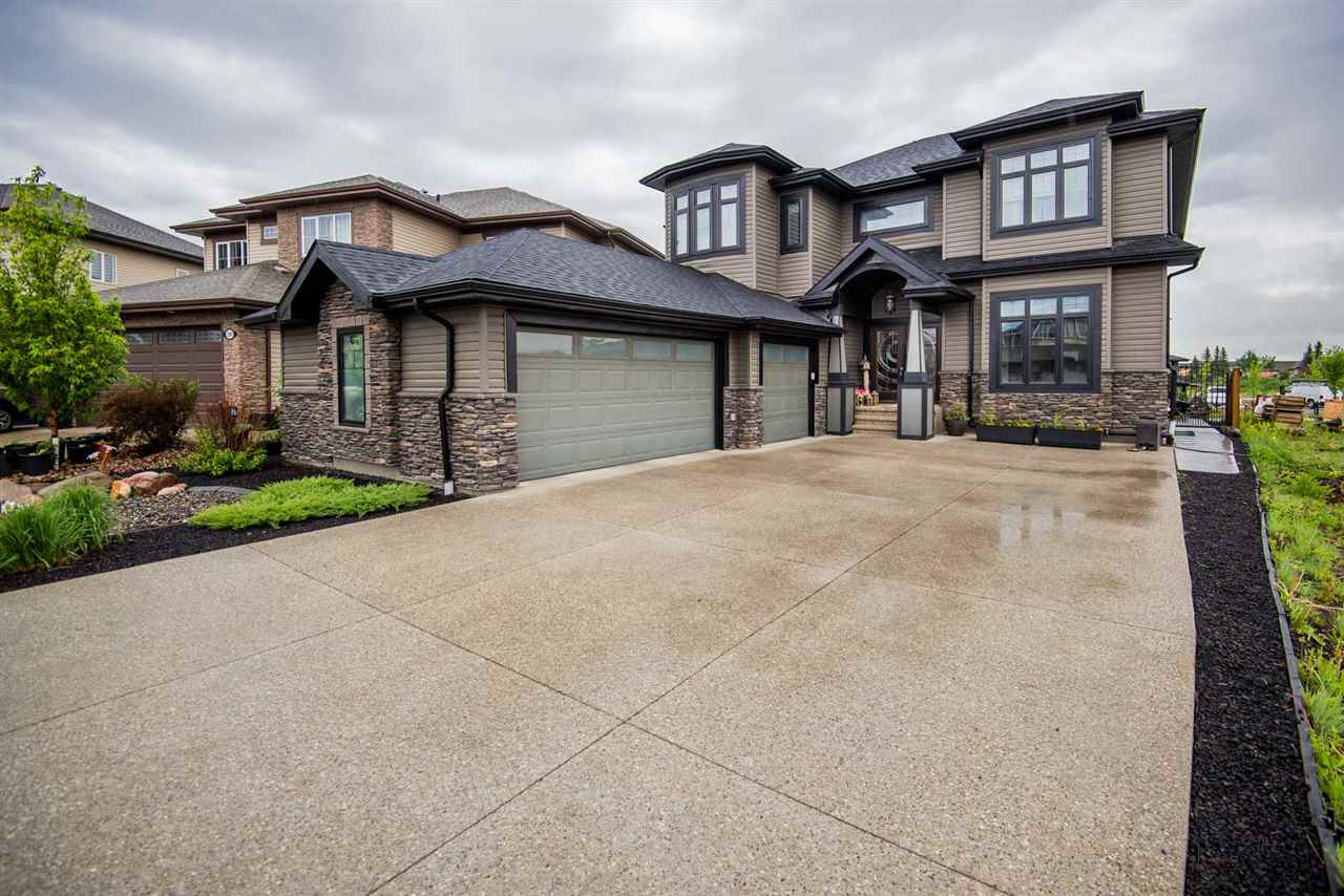 MLS® listing #E4148547 for sale located at 1307 ADAMSON Drive